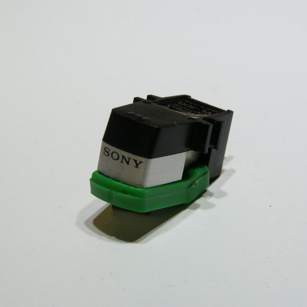 Sony VL-30G Cartridge fitted with New Stylus